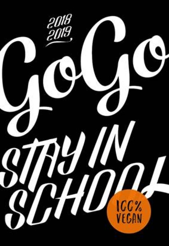 GOGO - Školský diár Stay in School 2018/2019