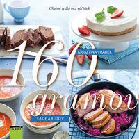 160 gramov sacharidov-Chutné jedlá bez výčitky