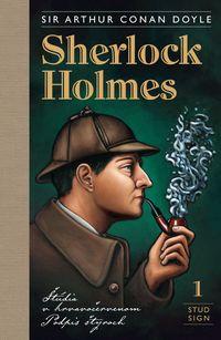 Sherlock Holmes 1: Štúdia v krvavočervenom, Podpis štyroch