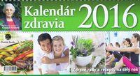 Kalendár zdravia 2016- stolový kalendár
